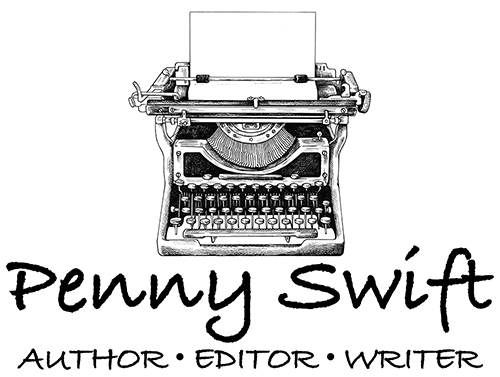 Penny Swifr typewriter